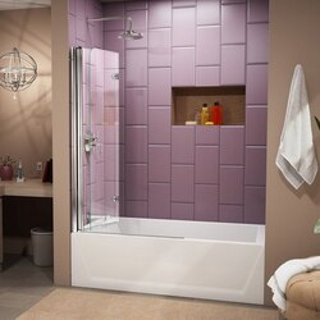 Aqua-Fold Tub Door 5-1 72
