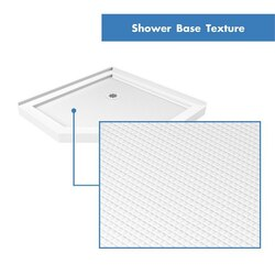 Neo Angle Shower Base Texture