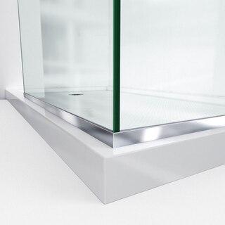 Linea Shower Enclosure Corner 01