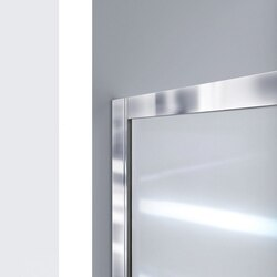 Infinity Z Shower Door Wall Profile 01