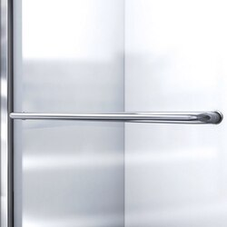 Infinity Z Shower Door Towel Bar 01