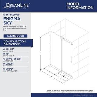 SHDR-6560760 Dimensions