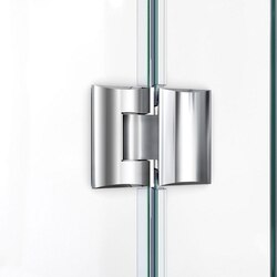Unidoor X Shower Door Glass To Glass Hinge 01