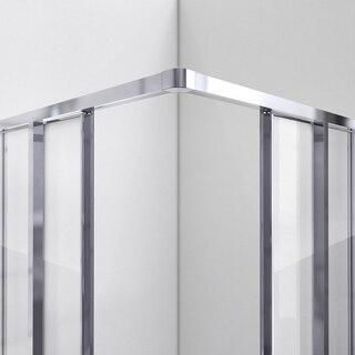 CornerView Shower Enclosure Open 01