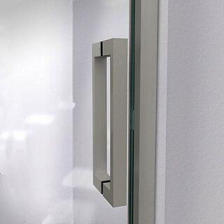 Mirage-Z Brushed Nickel Handle