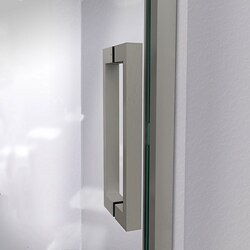 Mirage-Z Brushed Nickel Handle