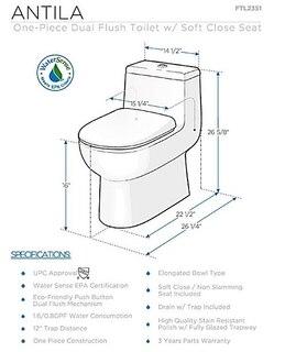 FTL2351 Toilet