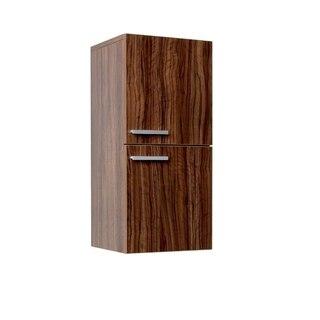 Fresca FST8091GW Walnut Cabinet