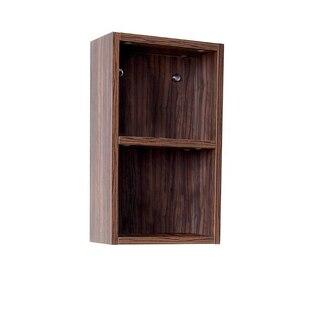 Fresca FST8092GW Walnut Cabinet
