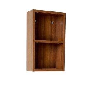 Fresca FST8092TK Teak Cabinet