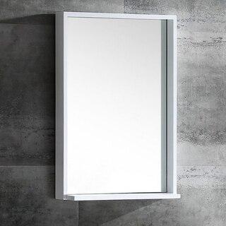 Fresca FVN8125WH White Vanity