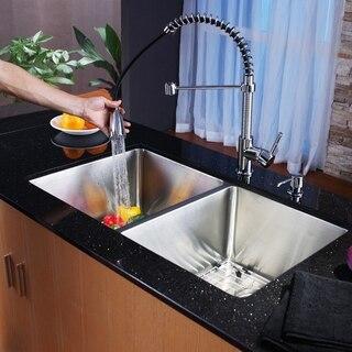 Kitchen KPF-1612-KSD-30CH Combo