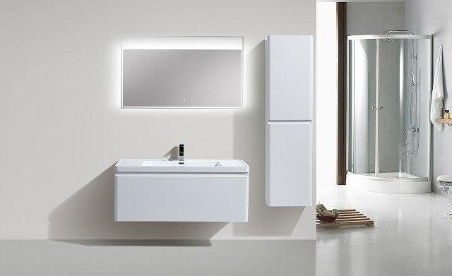 HA1200S-GW Vanity