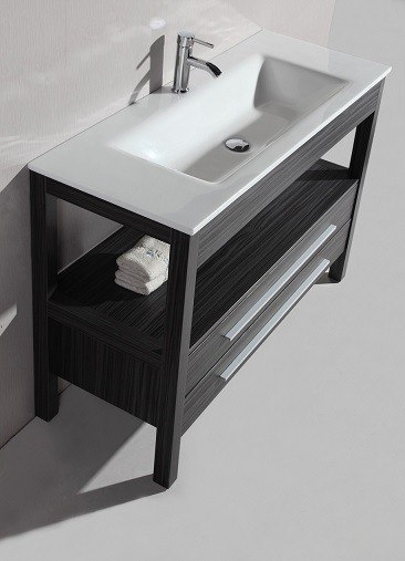 Bosconi A-5243 Contemporary Single Vanity