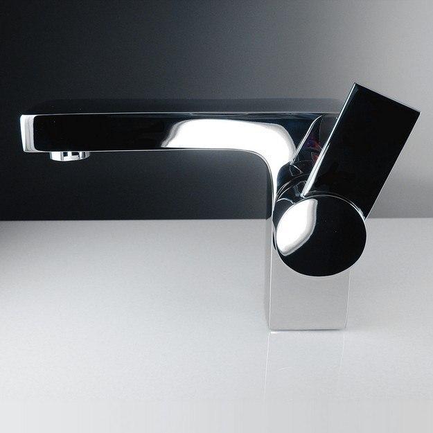 Fresca Fft1053ch Isarus Single Hole Mount Bathroom Vanity Faucet Chrome Fresca Bathroom