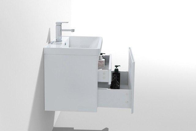 HA600-GW Vanity