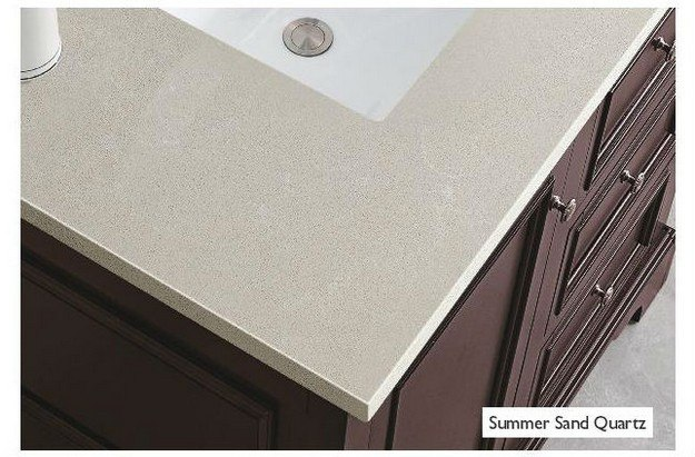 3cm Summer Sand Quartz Top