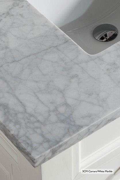 Carrara White Marble 3cm