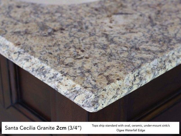Santa Cecilia Granite 2cm
