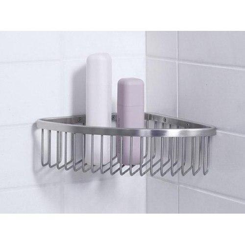 Lada KK2823-1 Stainless Steel Soap and Sponge Holder Basket