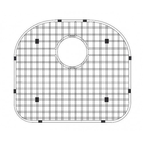 LD2123 Undermount Single Bowl Stainless Steel Sink