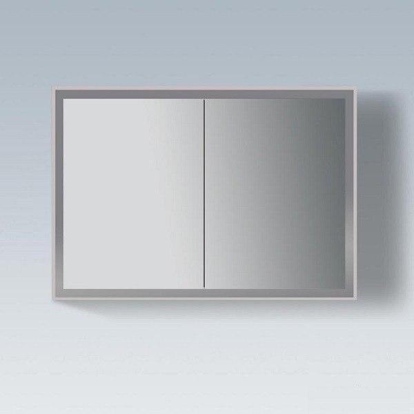 Duravit Lc755200000 L Cube 39 3 8 X 27 1 2 Inch Mirror