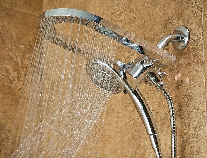 Pulse Showerspas 1038 Chrome