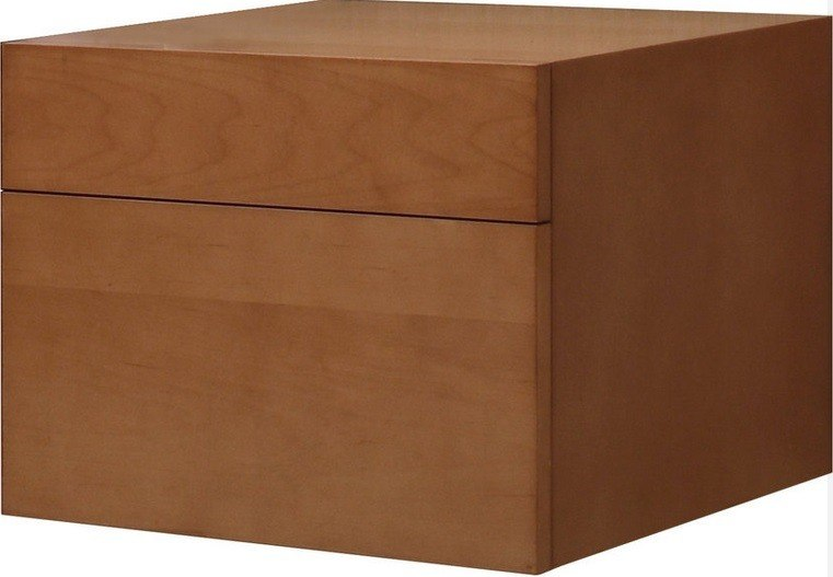 Maple Wood Vanity Cabinet