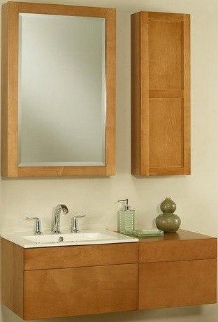 Wall Mount Vanity Cabinet