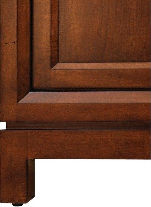 Linen Cabinet With One Door