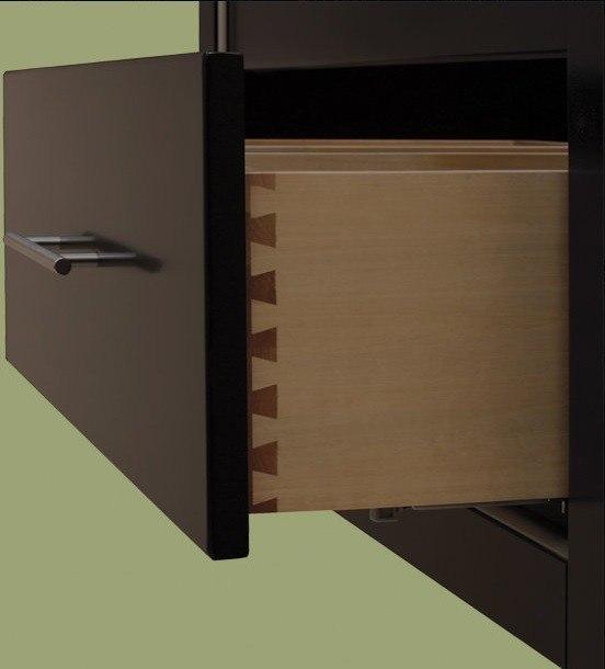 Wood Vanity Cabinet