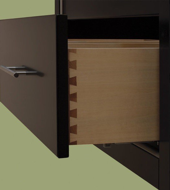 "30"" Wood Vanity Cabinet"