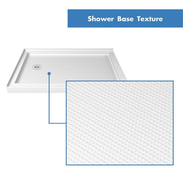Double Threshold Shower Base Texture