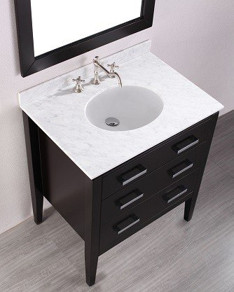31'' Bosconi SB-260 Contemporary Single Vanity