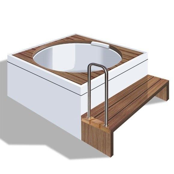 duravit 790857000000000 blue moon 54 4 5 x 13 4 5 inch. Black Bedroom Furniture Sets. Home Design Ideas