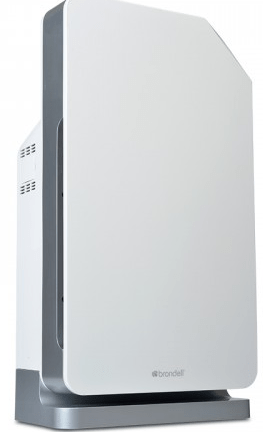 Brondell P400 air purifier in white