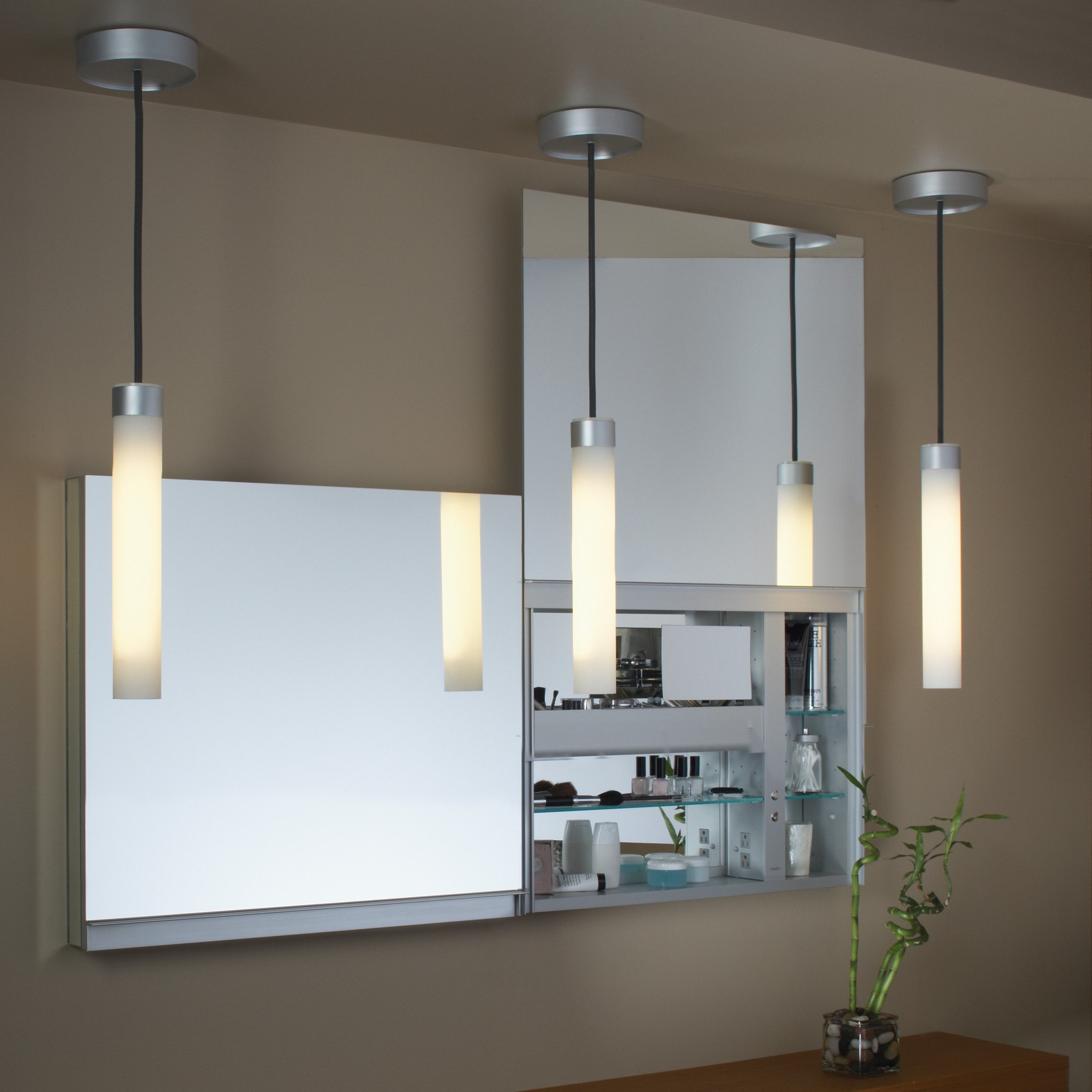 Robern Uc3027fpl Uplift Mirrored Medicine Cabinet 30 Inch