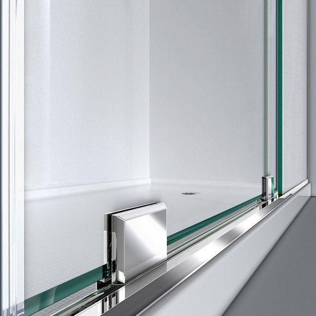 Mirage X Shower Door Bottom Brackets 01