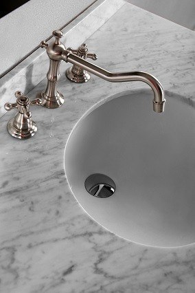 Bosconi SB-250-3 Contemporary Single Vanity