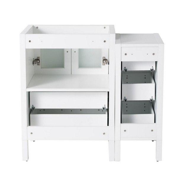 Fresca FCB62-2412WH Bathroom Cabinets