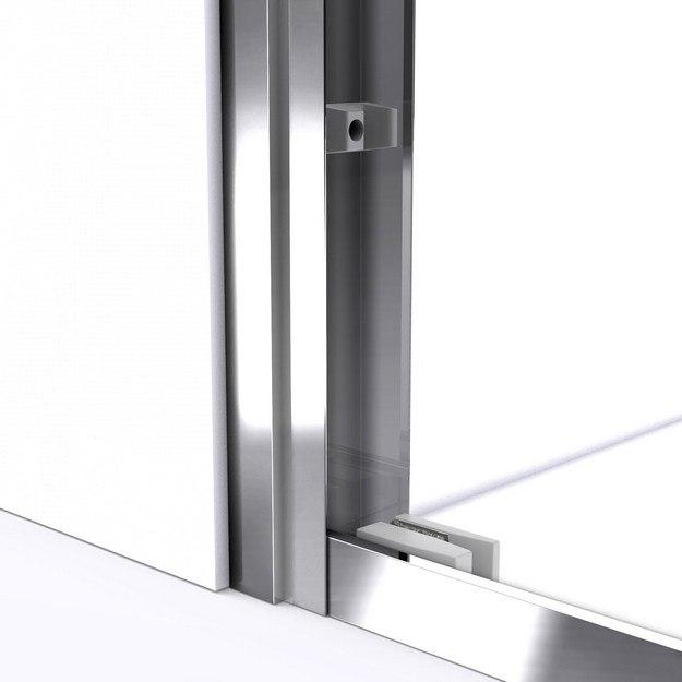 Duet Shower Door Wall Profile 01