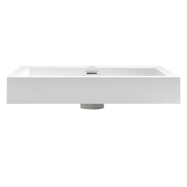 Fresca FVS8006WH with Countertop