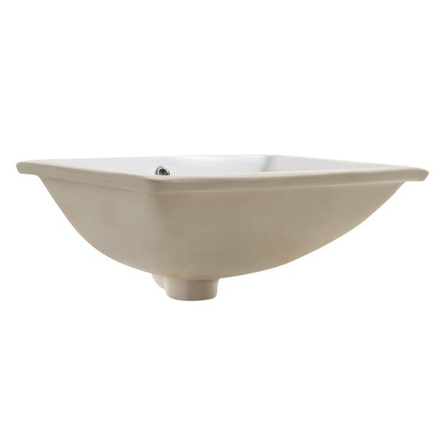 FVS8119WH Allier Undermount Sinks