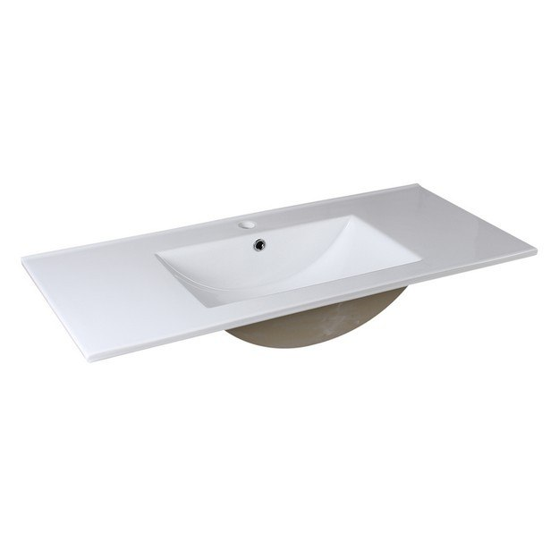 Fresca FVS8140WH with Countertop