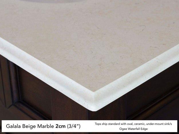 Galala Beige Marble 2cm