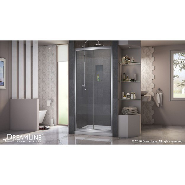 butterfly shower door with base interior 01