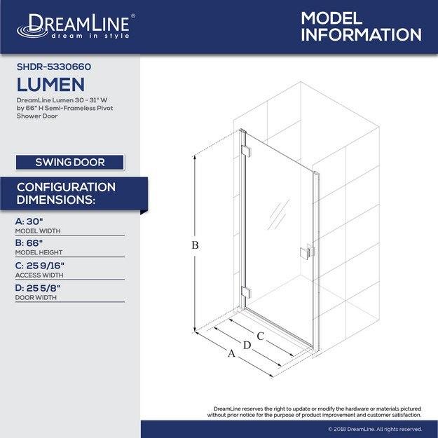 SHDR-5330660 Dimensions