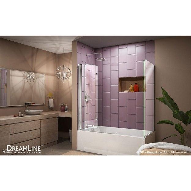 Dreamline Shdr 3636580 Rt 01 Aquafold 56 To 60 W X 30 D X