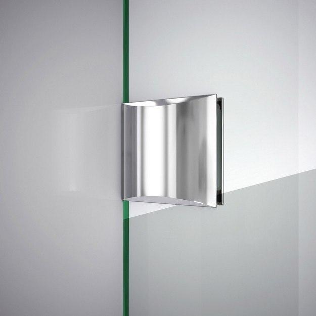 Shower Door Glass to Wall Bracket Generic 01