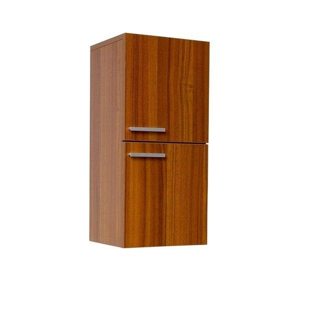 Fresca FST8091TK Teak Cabinet